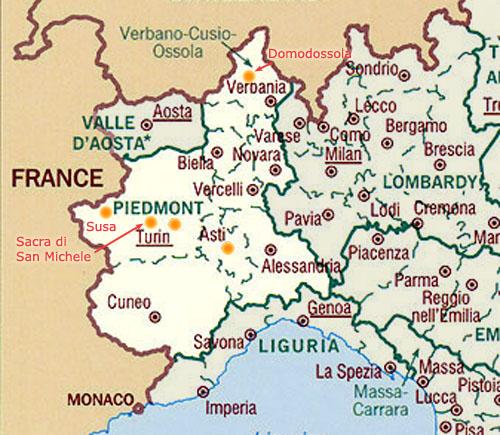 Leçon d'histoire géographie italienne