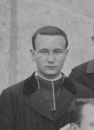 Paul Dabzat - 1897 - Petit séminaire de Richemont - 16 - Photo confiée par le site Aux racines du passé
