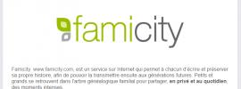 Famicity, mon test en famille