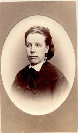 Marie Jeanne Jung, épouse Karcher