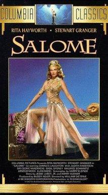Salomé - 1953 - avec rita Hayworth - sur IMDB