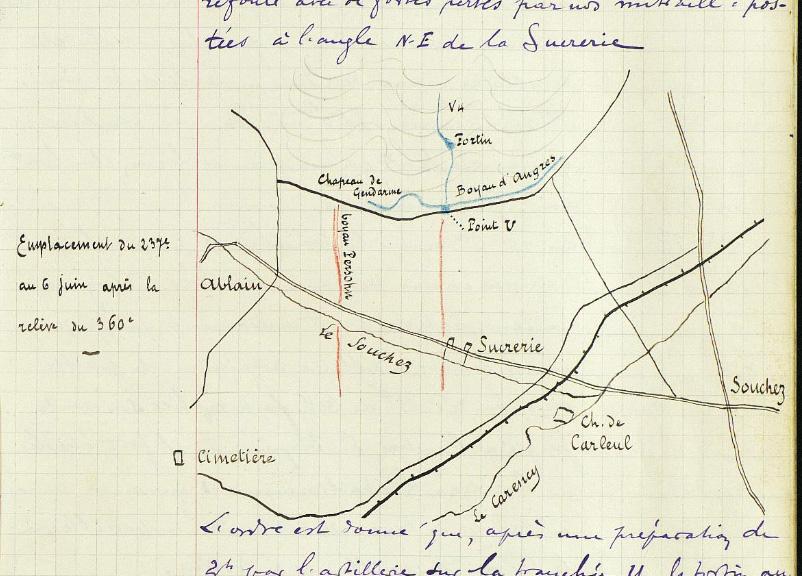 Mémoire des Hommes - JMO - 237ème RI _ vue 26/69