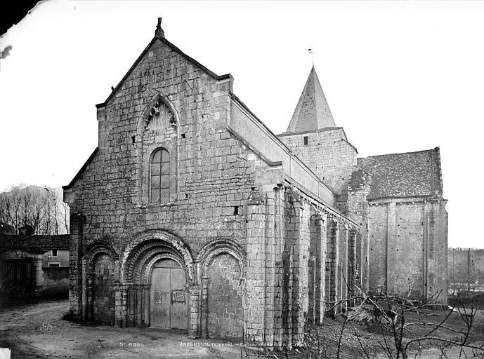 Base Merimée - Eglise Jean Baptiste